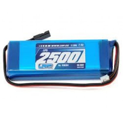 VTEC LiPo 2500 RX 2/3A Straight - RX-only - 7.4V