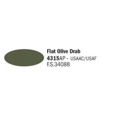 Flat Olive Drab