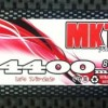 4400 80C 2S Shorty BLACK LINE LIPO PIL