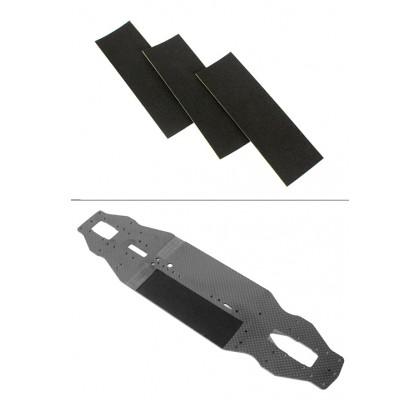 Kaydırmaz Sünger Bant 0.5mm x 3adet