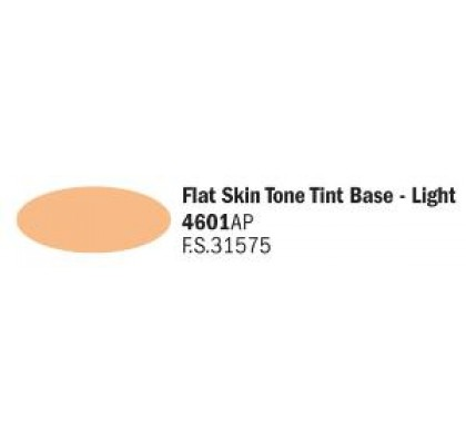 Flat Skin Tone Tint Base-Light