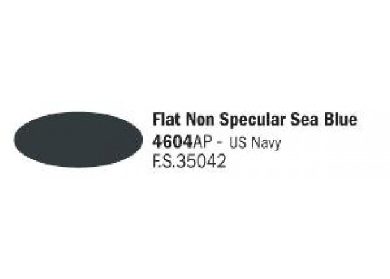 Flat Non Specular Sea Blue