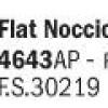 Flat Nocciola Chiaro