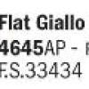 Flat Giallo Mimetico 3