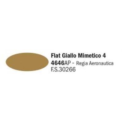 Flat Giallo Mimetico 4
