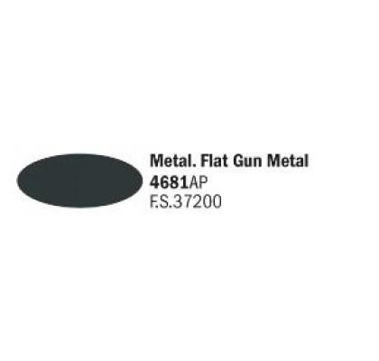 Flat Gun Metal