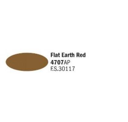 Mat Toprak Kırmızı