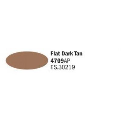 Flat Dark Tan