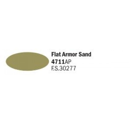 Flat Armor Sand