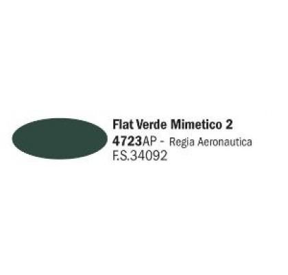 Flat Verde Mimetico 2