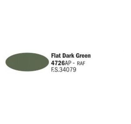 Mat Koyu Yeşil