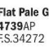 Flat Pale Green