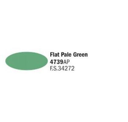 Mat Soluk Yeşil