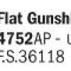 Flat Gunship Gray