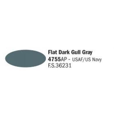Flat Dark Gull Gray