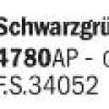 Schwarzgrün RLM70