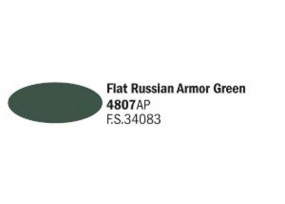Flat Russian Armour Green