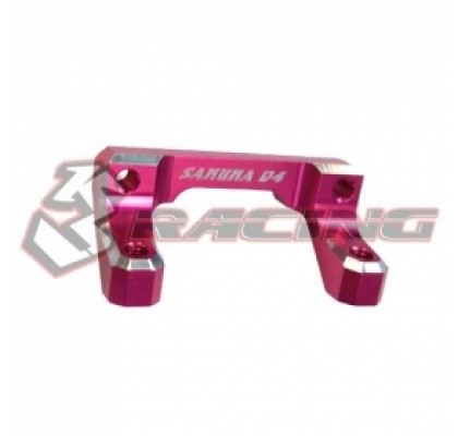 Rear Battery Holder(Pink) For D4