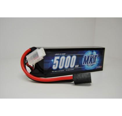 5000mAh 35C 3S Lipo Traxxas Konnektör
