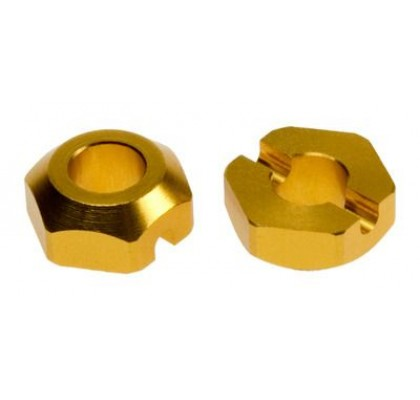 WHEEL HEX FRONT (2pcs)