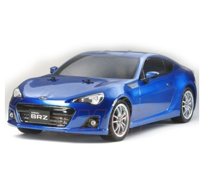 Subaru BRZ Body Parts Set