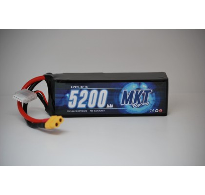 5200mAh 35C 4S Flight Lipo
