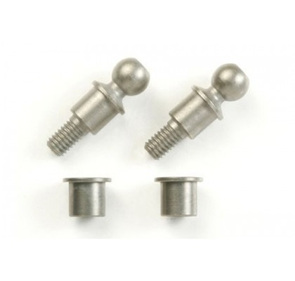 RC TB EvoIV Ball Head King Pin - Fluorine Coated
