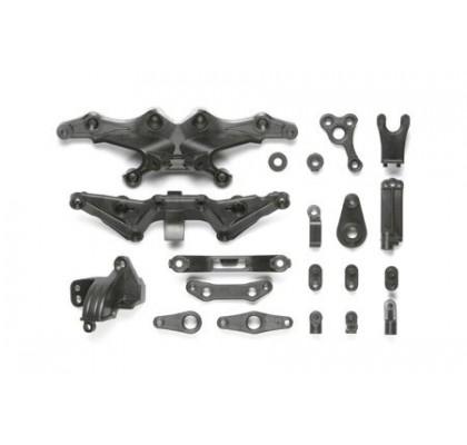 TA05 ver.II Carbon Reinforced K Parts (Stiffener)