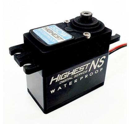 Waterproof Digital RC Servo, Speed - 550W