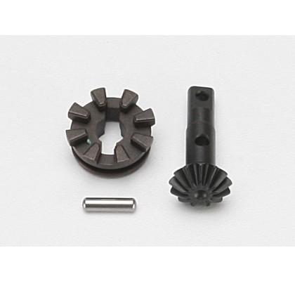 Gear, Locking Differential Output/ Differential Slider/ 3x12mm Screwpin