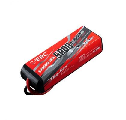 ERC Lipo Pil 5800mAh-3S1P-11.1V 45C/90C XT60