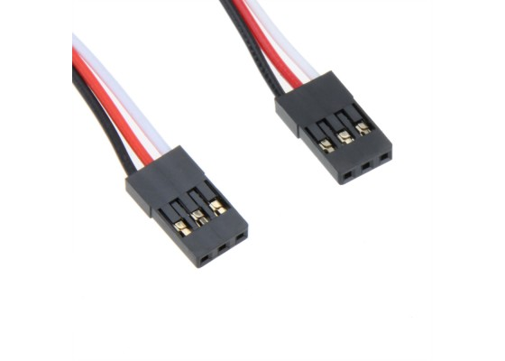 150mm Male To Male Extension Servo Lead