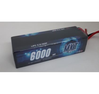 6000 35C 3s Hard Case Lipo