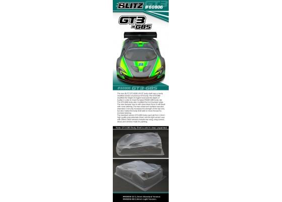 GT3-GBS 1/8 GT Kep