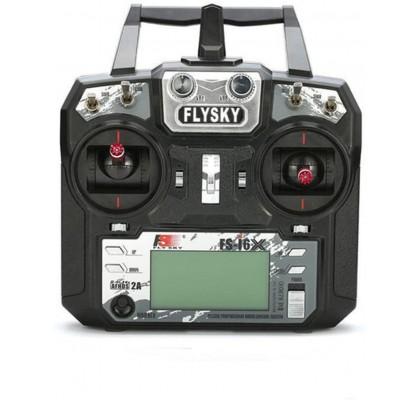FS-i6X 10CH 2.4GHz AFHDS Radio Control and Receiver FS-iA6B