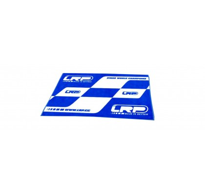 Pit Towel Checkered Flag (100x70cm)
