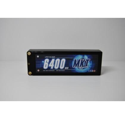 6400mAh 100C 7.4V Lipo Battery
