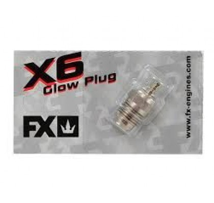 X6 Turbo Glow Plug