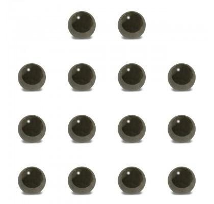 3mm Seramik Nitrat Diferansiyel Bilya (10Adet)