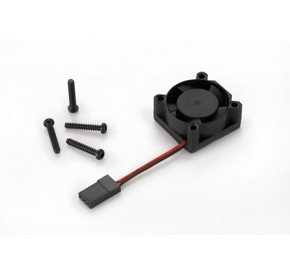 ESC Soğutucu Fan 25x25x10MM 6V-12000RPM@6V-0.17A (Ezun Max10 Serisi)