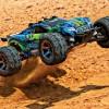 Rustler 4X4 VXL: The Stadium Truck-Brushless Motor