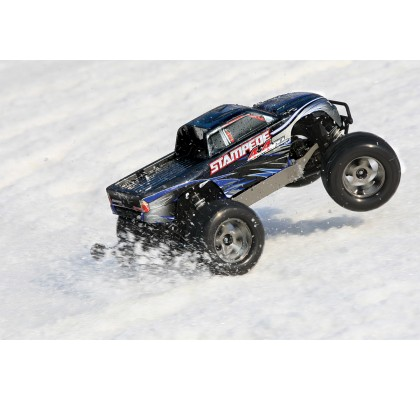 4wd Stampede VXL RC Monster Truck®(Grey)