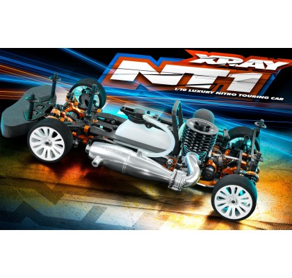 NT1.2 - Luxury Nitro 1/10 Racing Car