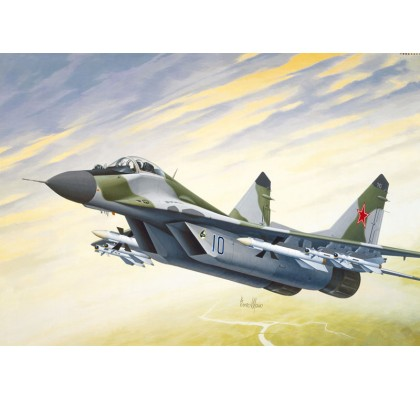 MIG - 29A ''Fulcrum' -Model Set 1:72 Scale
