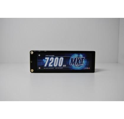 7200mAh 100C 7.4V 2S Lipo Pil
