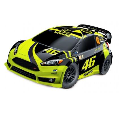 VR46 Ford Fiesta® ST Ralli