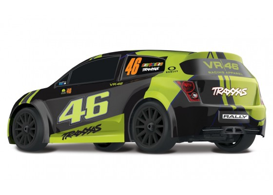 LaTrax VR46 Rally 1/18 Scale 4WD Rally Car