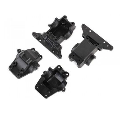 Bulkhead, Front & Rear / Differential Housing, Front & Rear