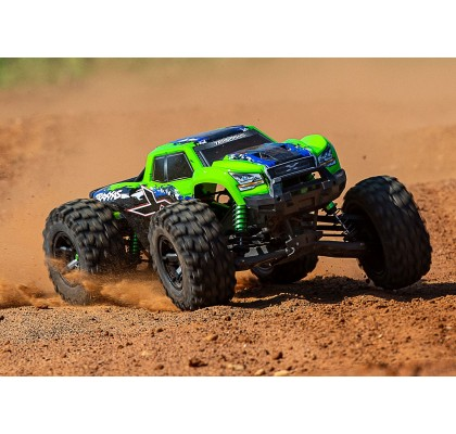 X-Maxx 8S RTR Brushless-Waterproof +TSM-Green
