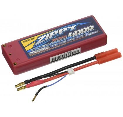 4000mAh Lipo Pil 7.4V 25C